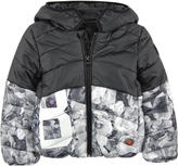 Replay Printed padded coat