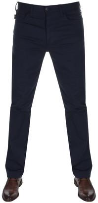 Giorgio Armani Emporio J06 Slim Fit Jeans Navy