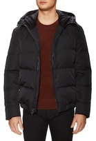 Vince Quilted Down Fill Parka Jacket