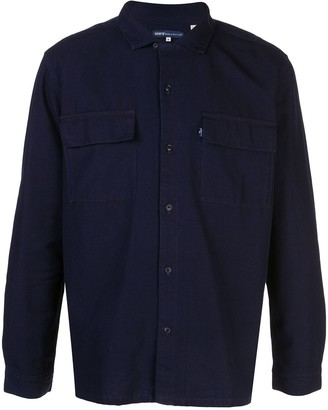 Levi's Made & Crafted Utility Long-Sleeved Shirt