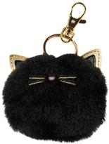 Gymboree Fuzzy Cat Keychain