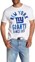Junk Food Clothing New York Giants Tee