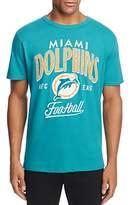 Junk Food Clothing Dolphins Kickoff Crewneck Short Sleeve Tee