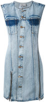 3.1 Phillip Lim denim shift dress - women - Cotton - 2