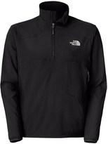 The North Face Nimble Soft Shell Pullover - Zip Neck, Long Sleeve (For Men)