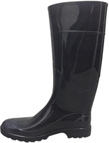 Burberry Blue Rubber Boots
