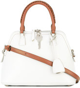 Maison Margiela mini 5AC tote bag - women - Leather - One Size