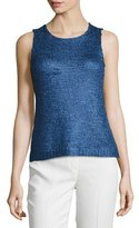 Nic+Zoe Day Dreamer Tape Yarn Tank, Petite