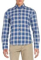 Gant Regular-Fit Plaid Cotton Sportshirt