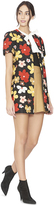 Alice + Olivia Augustine Embroidered Coat