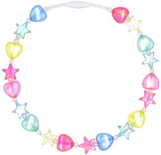Carter's Girls Heart & Star Necklace