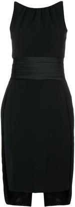 Moschino Tailcoat Shift Dress
