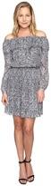 MICHAEL Michael Kors Hamilton Off Shoulder Dress