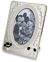Disney Mickey Mouse and Minnie Mouse Metal Wedding Photo Frame