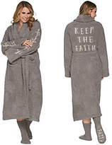 Barefoot Dreams Cozychic Inspiration Robe withSocks