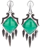 Stephen Webster 'Superstud' small drop earrings