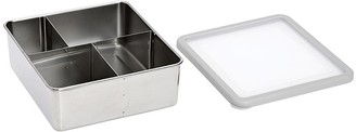 Pottery Barn Kids Spencer Stainless Bento Box Food Container