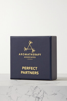 Aromatherapy Associates Perfect Partners Essential Bath & Shower Oils, 2 X 9ml - one size