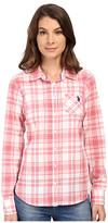 U.S. Polo Assn. Woven Plaid Shirt