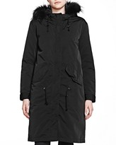 The Kooples Fur Trim Parka