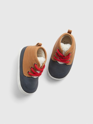 Gap Baby Sherpa-Lined Duck Boots