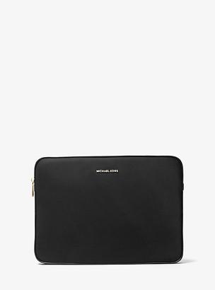 """Michael Kors Nylon Gabardine 13"""" Laptop Case"""