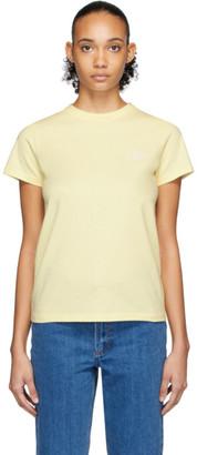 A.P.C. Yellow Denise T-Shirt