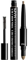NYX 3-In-1 Brow Pencil - Blonde