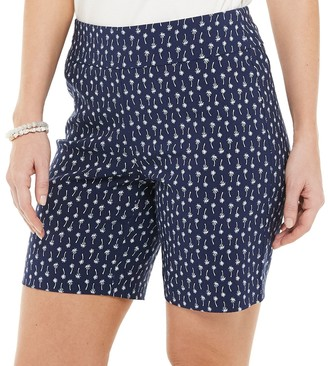 Croft & Barrow Women's Millennium Tummy-Control Shorts