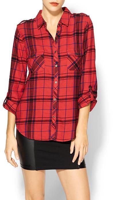 C&C California Flannel 2 Pocket Shirt