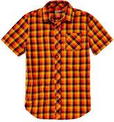 Arizona Button-Front Shirt - Boys 8-20 and Husky