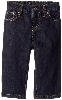 Polo Ralph Lauren Kids Hampton Straight Stretch Jeans in Vestry Wash Stretch (Infant) (Vestry Wash Stretch) Boy's Jeans