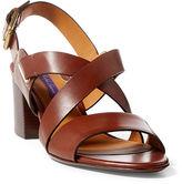 Ralph Lauren Palila Calfskin Sandal