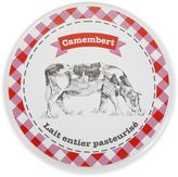 Core Bamboo Red Cow Ceramic Cheese Board