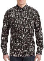 Ted Baker Exotiq Floral Dress Shirt