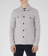 Reiss Lyon Pocketed Overshirt