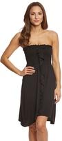 Dotti Beachside Beauty Smocked Dress 8155367