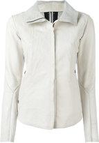 Isaac Sellam Experience - 'Imprudente Crasse Pouille' jacket - women - Lamb Skin - 38