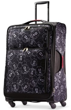 "American Tourister Mickey Mouse Multi-Face 28"" Spinner Suitcase"