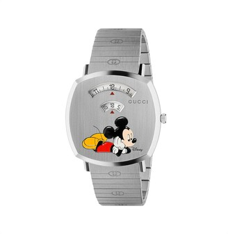 Gucci x Disney Grip Mickey Mouse watch