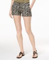 MICHAEL Michael Kors Petite Classic Printed Shorts