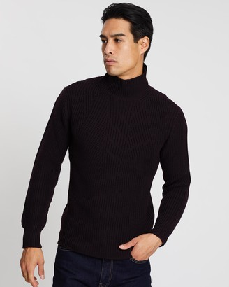 Cerruti Merino Wool Knit