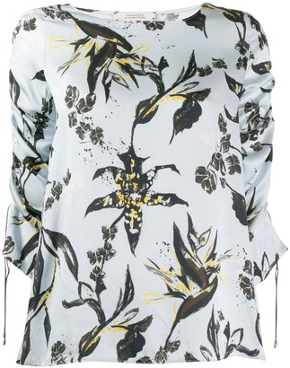 Dorothee Schumacher Printed Relaxed-Fit Blouse