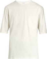 Lemaire Patch-pocket cotton-jersey T-shirt
