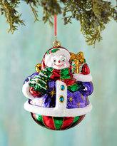 Christopher Radko A Festive Pair Christmas Ornament