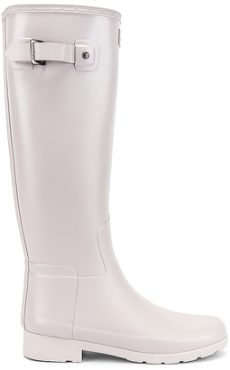 Hunter Refined Tall Matte Boot