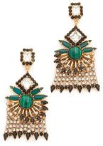 Elizabeth Cole Genevieve Earrings