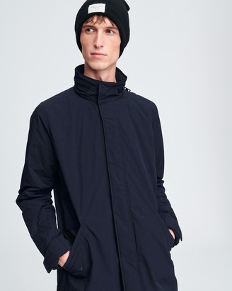 Rag & Bone Padded car cotton nylon coat