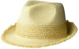 Appaman Kids Beach Vibes Fedora (Little Kids/Big Kids) (Natural) Fedora Hats
