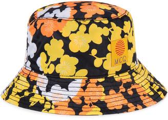 McQ Printed Shell Bucket Hat